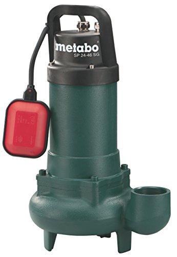 Metabo Schmutzwasserpumpe SP 24-46 SG, 604113000
