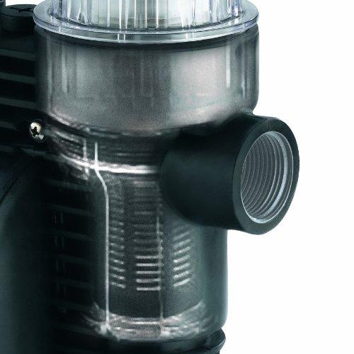 Einhell Hauswasserautomat GE-AW 9041 E (900 W, 4100 l/h Fördermenge, max. Förderhöhe 48 m, Vorfilter mit integriertem Rückschlagventil) - 5
