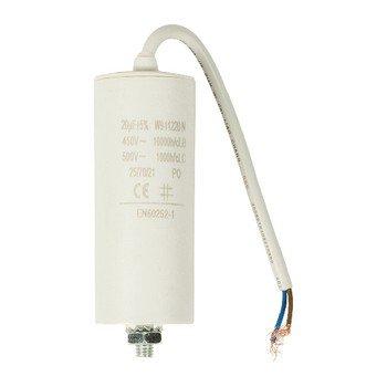 Fixapart Kondensator 20,0µF / 450 V + Kabel
