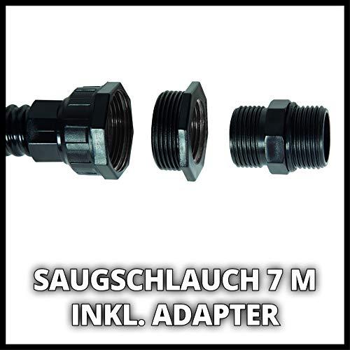 Einhell Saugschlauch (Schlauchlänge 7 m, aus Kunststoff) - 5